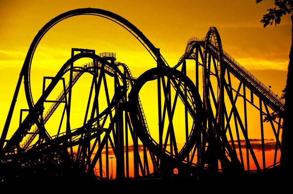 Life: Roller Coaster Ride